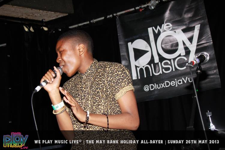 PHOTO GALLERY FROM WE PLAY MUSIC LIVE MAY 2013