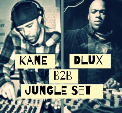 WE PLAY MUSIC Episode 277 – Jungle Set – DJ Dlux b2b DJ Kane (KoolDeja)
