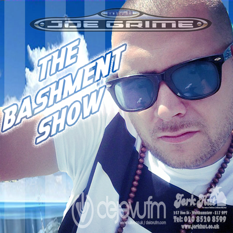 The Bashment Show 15th August 2013