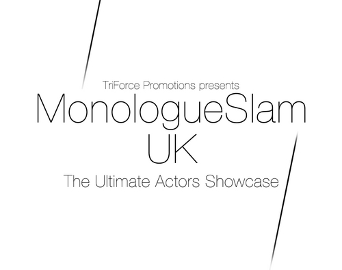 Monologue Slam UK Promo Mix