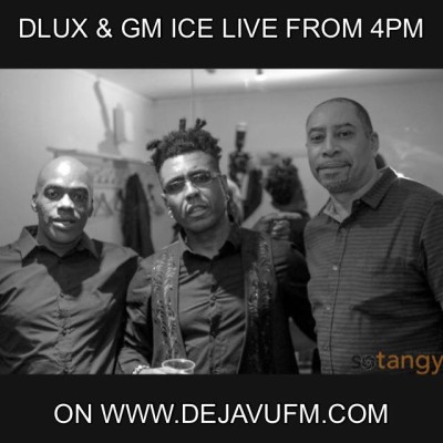 WE PLAY MUSIC – Podcast Episode 243 – Deja Vu fm 03/01/16  –  DJ Dlux & GM Ice