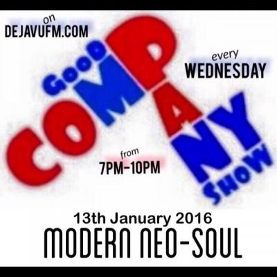 """""""GOOD COMPANY SHOW"""" DIRTY DEN & CASS MANHATTAN Live 13/01/16″"""