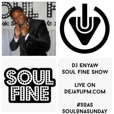 Enyaw's SOUL FINE Show (19.06.16)