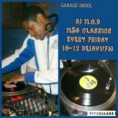 DJ H.O.D House & Garage Fridays 8/7/16 Listen Back!