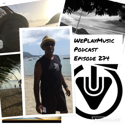 WE PLAY MUSIC – Podcast Episode 274 – 28/08/16 – DJ Dlux & GM Ice