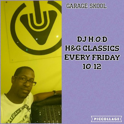 DJ H.O.D House & Garage Fridays 12/8/16