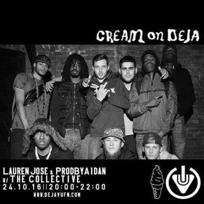 Cream On Deja – THE COLLECTIVE