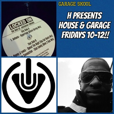 DJ H.O.D House & Garage Fridays, Listen Back To The Last 2 Shows!!