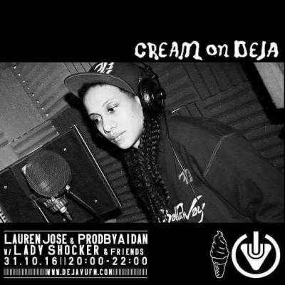Cream On Deja – LADY SHOCKER