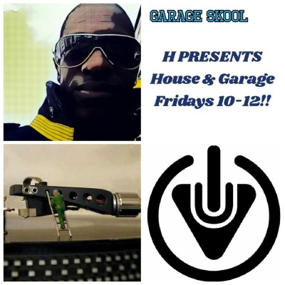 DJ H Presents House & Garage Fridays 2/12/16