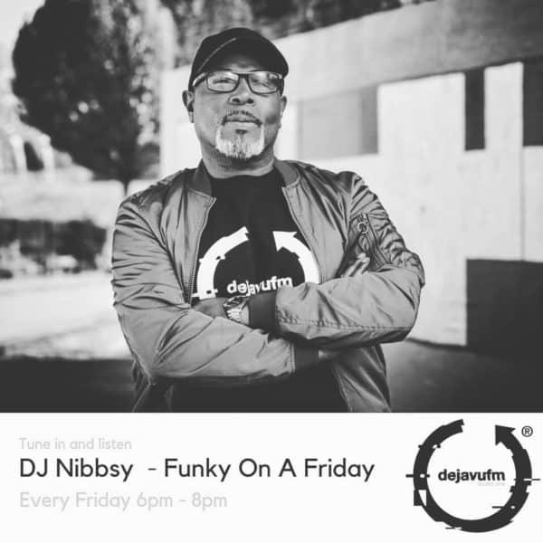 DJ Nibbsy Funky On A Friday Episode 28