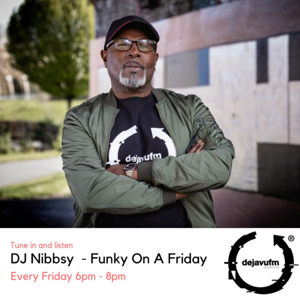 DJ Nibbsy Funky On A Friday Birthday Mix Episode 34