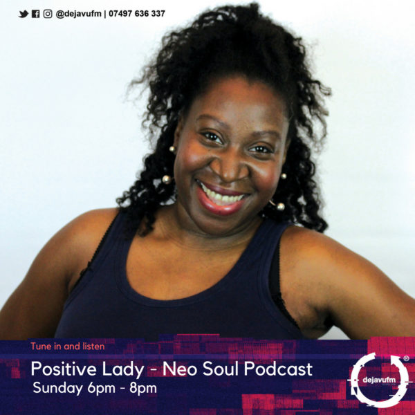 Positive Lady – Twilight Session Podcast